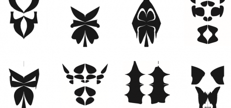 Examples of evolved images considered ambiguous by both humans and computers.